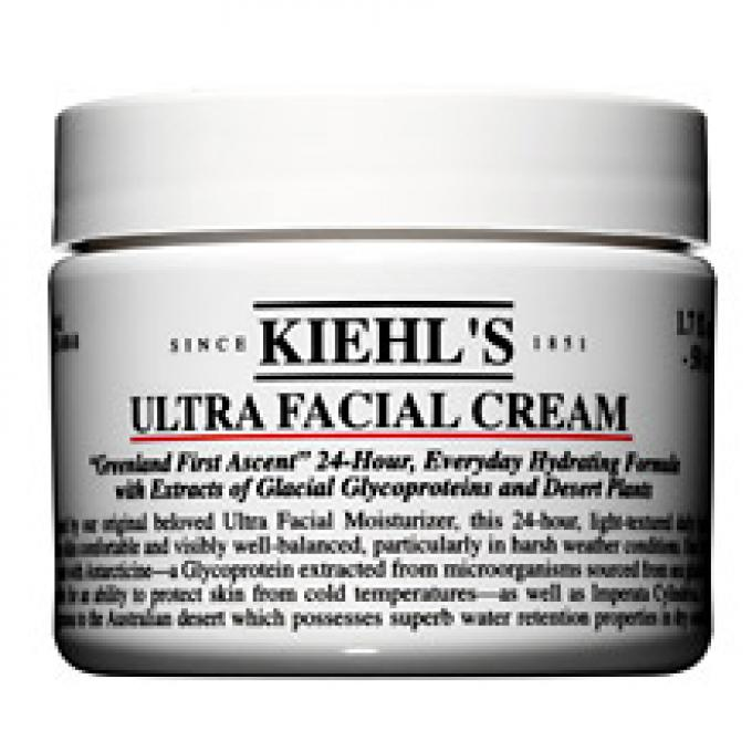 cr me visage ultra facial 50ml kiehl 39 s creme hydratante homme. Black Bedroom Furniture Sets. Home Design Ideas