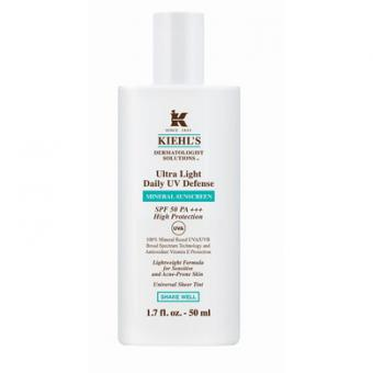 Daily Defense Protection Solaire minérale SPF 50 - Kiehl's