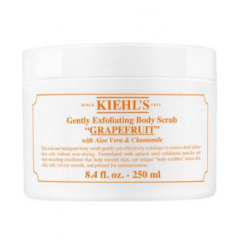 Kiehl's - Exfoliant Corps au Pamplemousse - Gommage corps homme