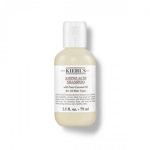 Kiehl's - Shampooing aux Acides Aminés 75 ml - Shampoing homme