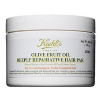 Masque à l'Huile d'Olive Cheveux Secs & Abimés - Kiehl's