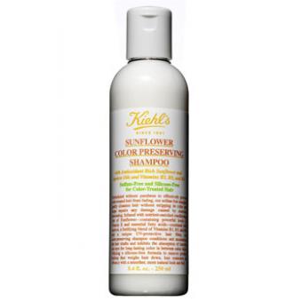 Shampoing à l'Huile de Tournesol Cheveux Colorés 500ml - Kiehl's
