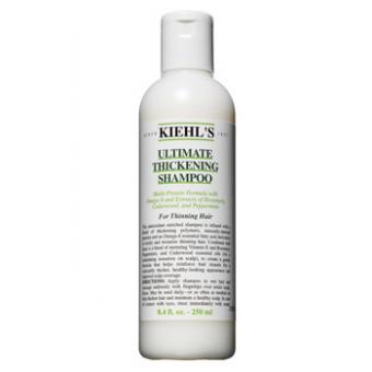 Shampoing Nourrissant Epaississant - Kiehl's