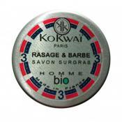 Kokwai Homme - Savon 2 en 1 Barbe et Rasage - Entretien de la barbe