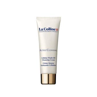 Crème Mousse Nettoyante Cellulaire - La Colline