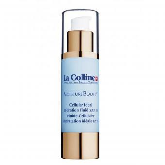 Fluide Cellulaire Hydratation Idéale SPF15 - La Colline