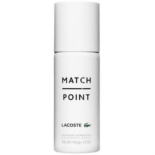 Lacoste - LACOSTE Match Point Déodorant Spray 150ml - Déodorant homme