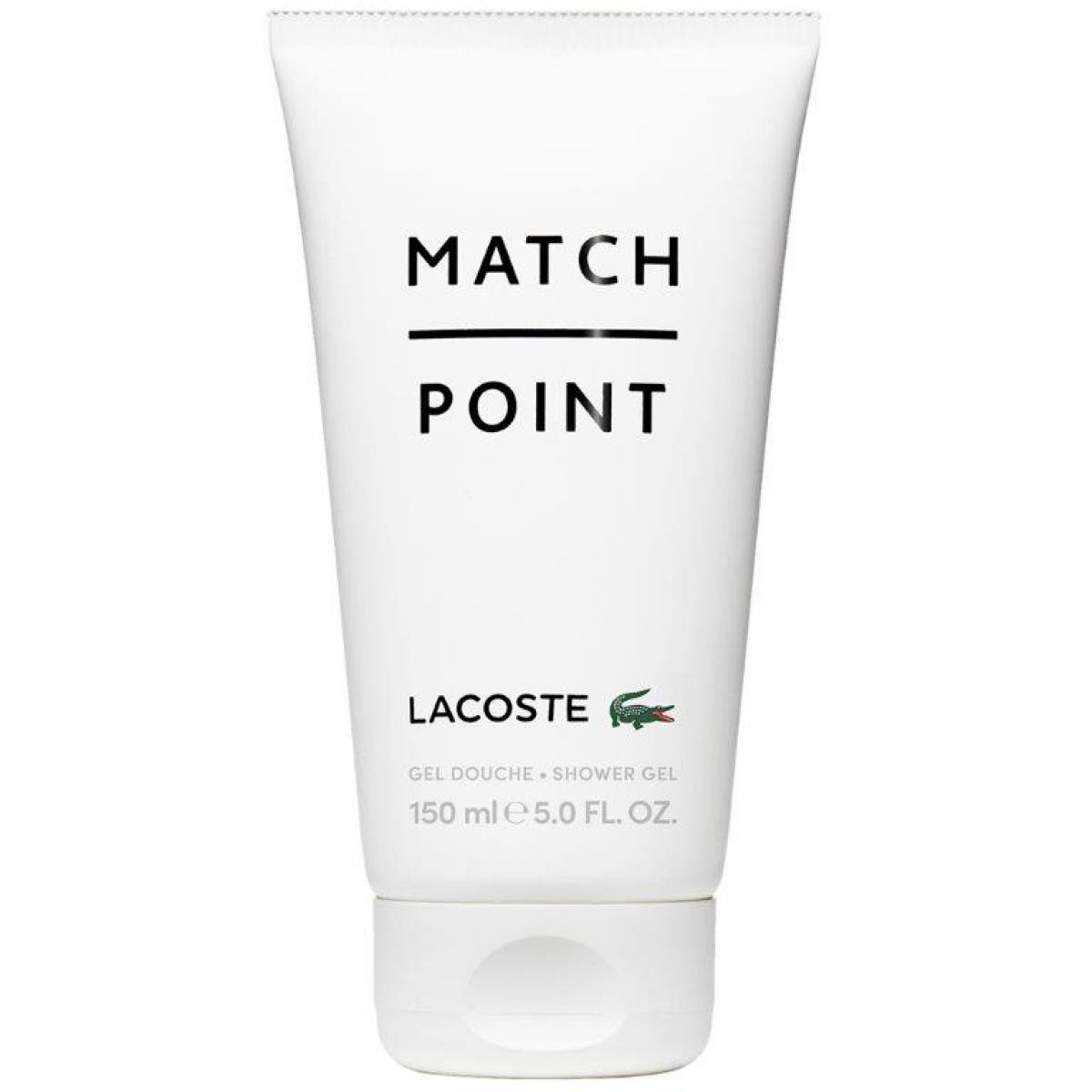 LACOSTE Match Point Gel douche 150ml