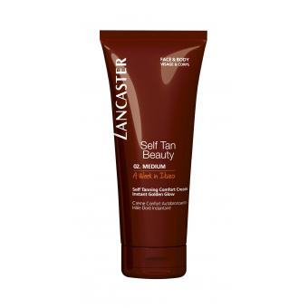 SELF TAN BEAUTY AUTOBRONZANT CONFORT HÂLE DORÉ INSTANTANÉ VISAGE & CORPS - MEDIUM 02