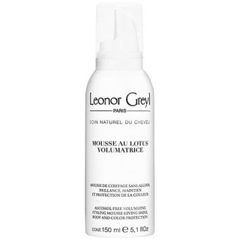 Leonor Greyl - MOUSSE VOLUME COIFFANTE AU LOTUS - Leonor greyl