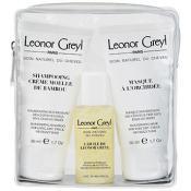 Leonor Greyl Homme - Trousse de Voyage Palme de Bambou - Shampooing