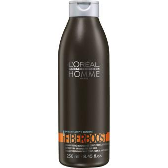 L'OREAL PROFESSIONNEL HOMME SHAMPOOING FIBERBOOST REDENSIFIANT - L'Oréal Professionnel