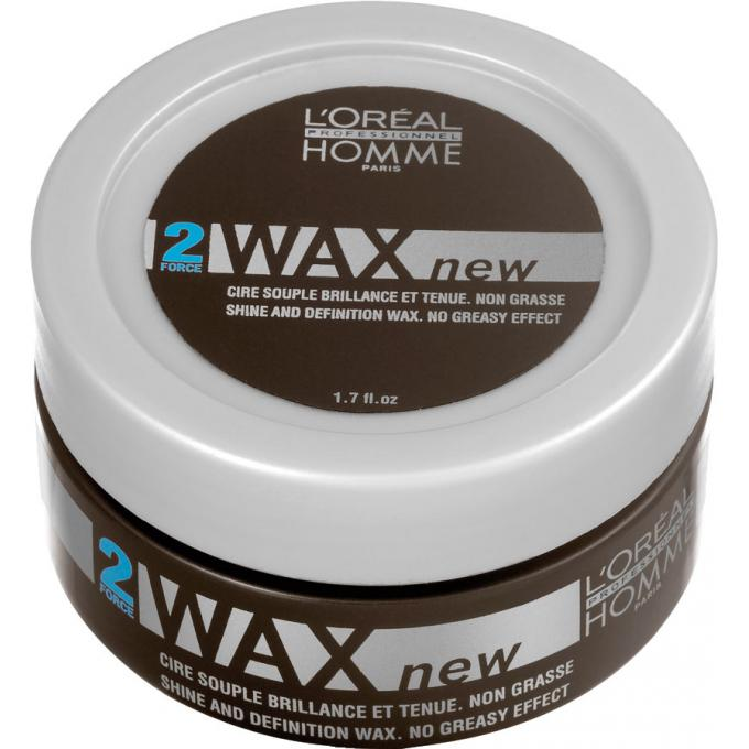 Cire cheveux homme wax