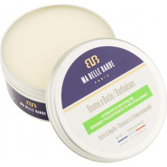 Baume à barbe bio revitalisant 100% naturel - Ma Belle Barbe