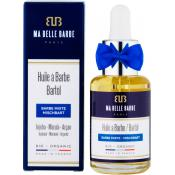 Ma Belle Barbe Homme - Huile à barbe bio Mr.Blue 30 ml - Rasage - Ma Belle Barbe