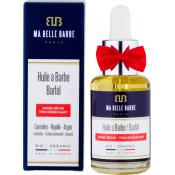 Ma Belle Barbe Homme - Huile à barbe bio Mr.Red 30 ml - Rasage - Ma Belle Barbe