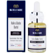 Ma Belle Barbe Homme - Huile à barbe bio Mr.White 30 ml - Rasage - Ma Belle Barbe