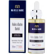 Ma Belle Barbe Homme - Huile à barbe bio Mr.White Barbe Drue - Rasage - Ma Belle Barbe
