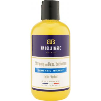 Ma Belle Barbe - Shampoing à barbe bio Mr.Blue Barbe Mixte - Cosmétique bio homme