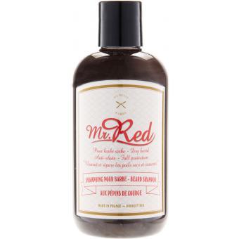 Shampoing à barbe bio Mr.Red Barbe Sèche - Ma Belle Barbe