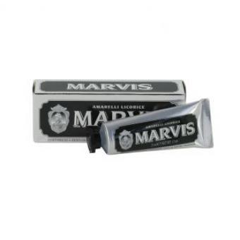 Marvis - Dentifrice Réglisse Amarelli 25 ml - Marvis