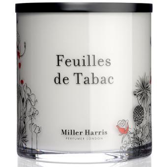 Bougie Feuilles de Tabac 1,5kg - Miller Harris