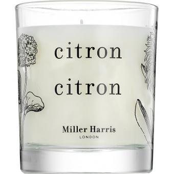 Citron Citron Bougie 185g - Miller Harris