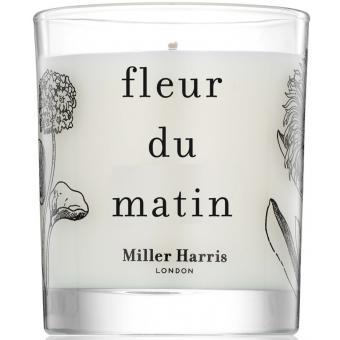 Fleur du Matin Bougie 185g - Miller Harris