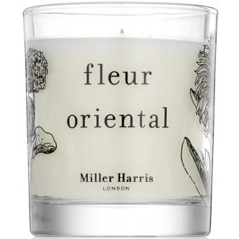 Fleur Oriental Bougie 185g - Miller Harris