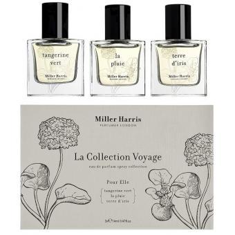 La Collection Voyage Pour Elle - Miller Harris