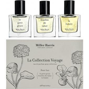 La Collection Voyage Pour Lui - Miller Harris