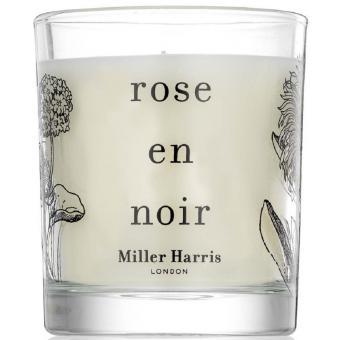 Rose En Noir Bougie 185g - Miller Harris