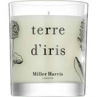 Terre D'Iris Bougie 185g - Miller Harris