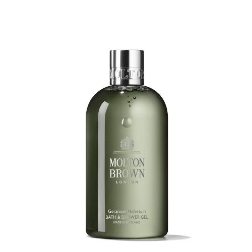 Molton Brown - BAIN DOUCHE GERANIUM NEFERTUM  - Gel douche molton brown