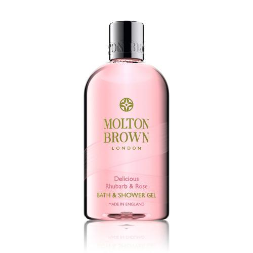 Molton Brown - Gel Douche Rhubarbe & Rose - Soin corps Molton Brown homme