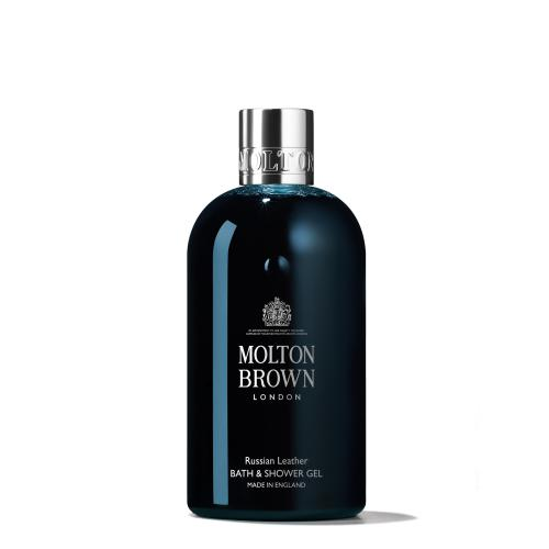 Molton Brown - Gel Douche Russian Leather - Molton brown