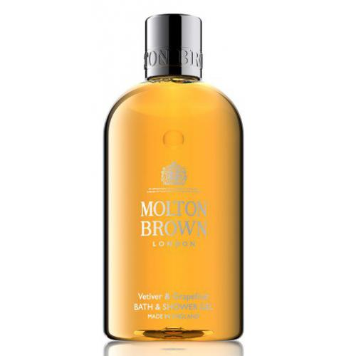 Molton Brown - Gel Douche Vetiver & Grapefruit - Soin corps Molton Brown homme