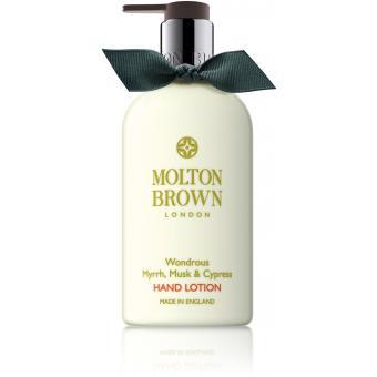 Lotion Hydratante pour les Mains Myrrhe, Musc & Cyprès - Molton Brown