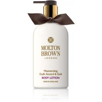 Molton Brown - Lotion Nourrissante Corps Accords de Oudh & Or - Produit minceur & sport