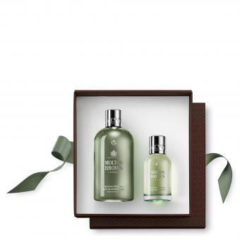 Molton Brown - COFFRET FRAGRANCE GERANIUM NEFERTUM  - Gel douche molton brown