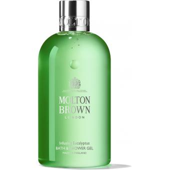 Molton Brown - Bain douche réconfortant Eucalyptus - Molton brown