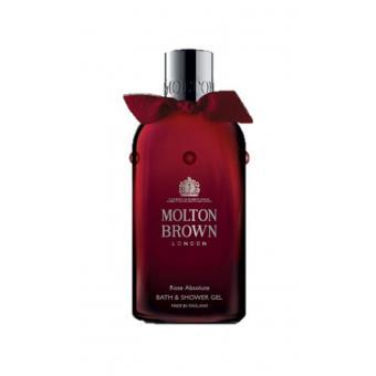 Bain Douche Rosa Absolute - Molton Brown