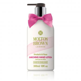 Baume pour les Mains Rhubarbe & Rose - Molton Brown