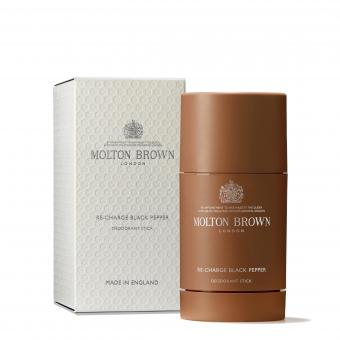Molton Brown - Black Pepper Déodorant - Soin corps Molton Brown homme