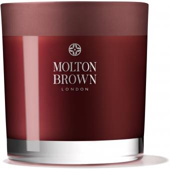 Molton Brown - Bougie 3 Mèches Rosa Absolute - Molton brown