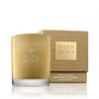 Bougie Bois de Oud - Molton Brown