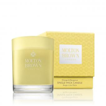 Bougie Orange Bergamote - Molton Brown