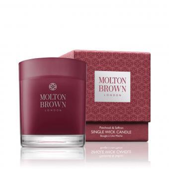 Bougie Patchouli & Saffran - Molton Brown