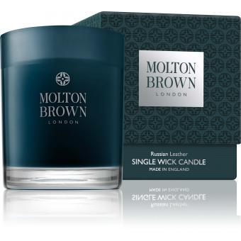 Bougie Russian Leather - Molton Brown