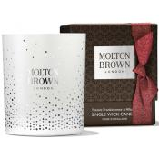 Molton Brown - FESTIVE FRANKINCENSE & ALLSPICE SINGLE WICK BOUGIE - Parfum Homme